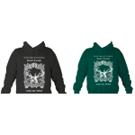 Cernunnos Hoodie - Anti-frack (adult sizes)
