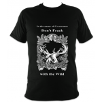 Cernunnos Anti-frack T-shirt (adult sizes)